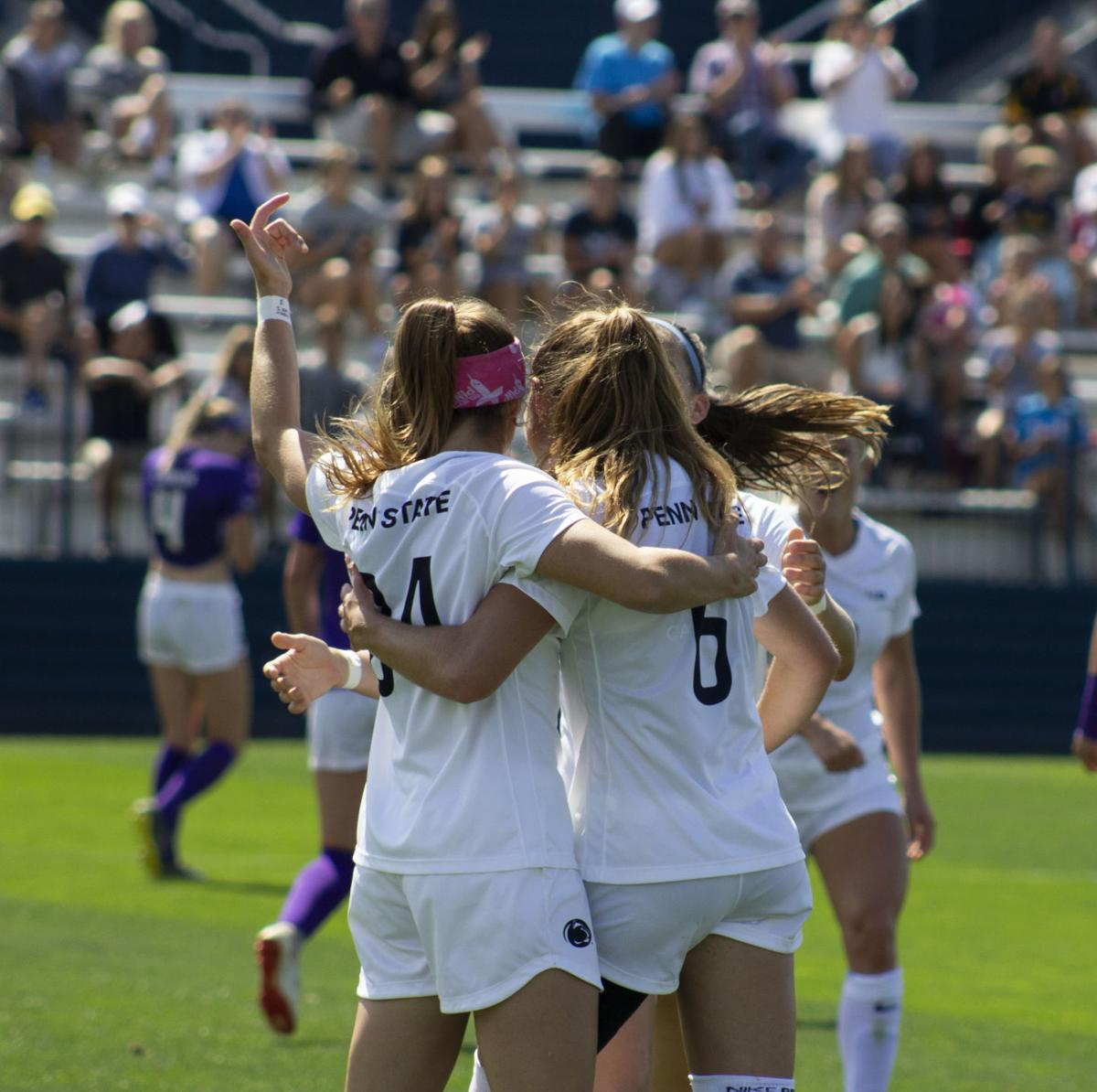 Penn State Women's Soccer vs. James Madison University