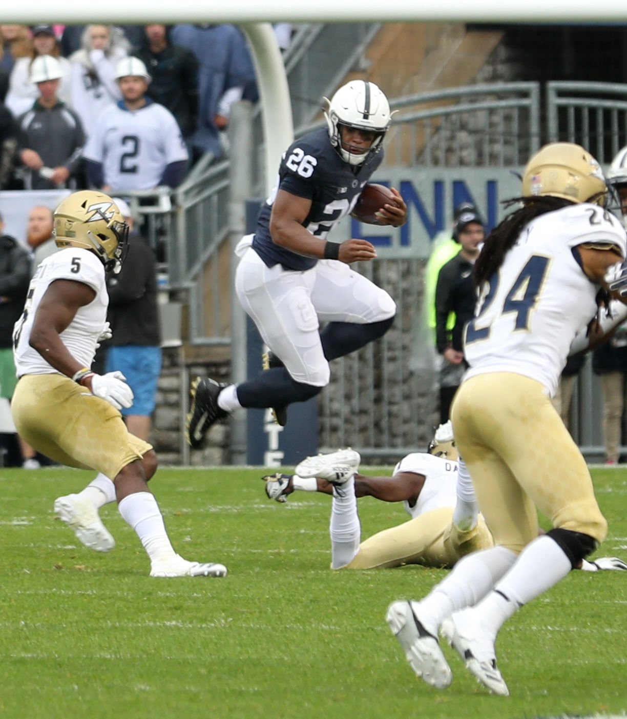 Total domination for Penn State in season opener against Akron