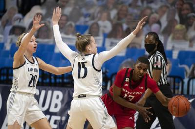 Penn State Women's Basketball vs Rutgers (20&15)