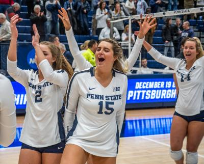 Penn State women's volleyball advances in NCAA Tournament with win over Towson