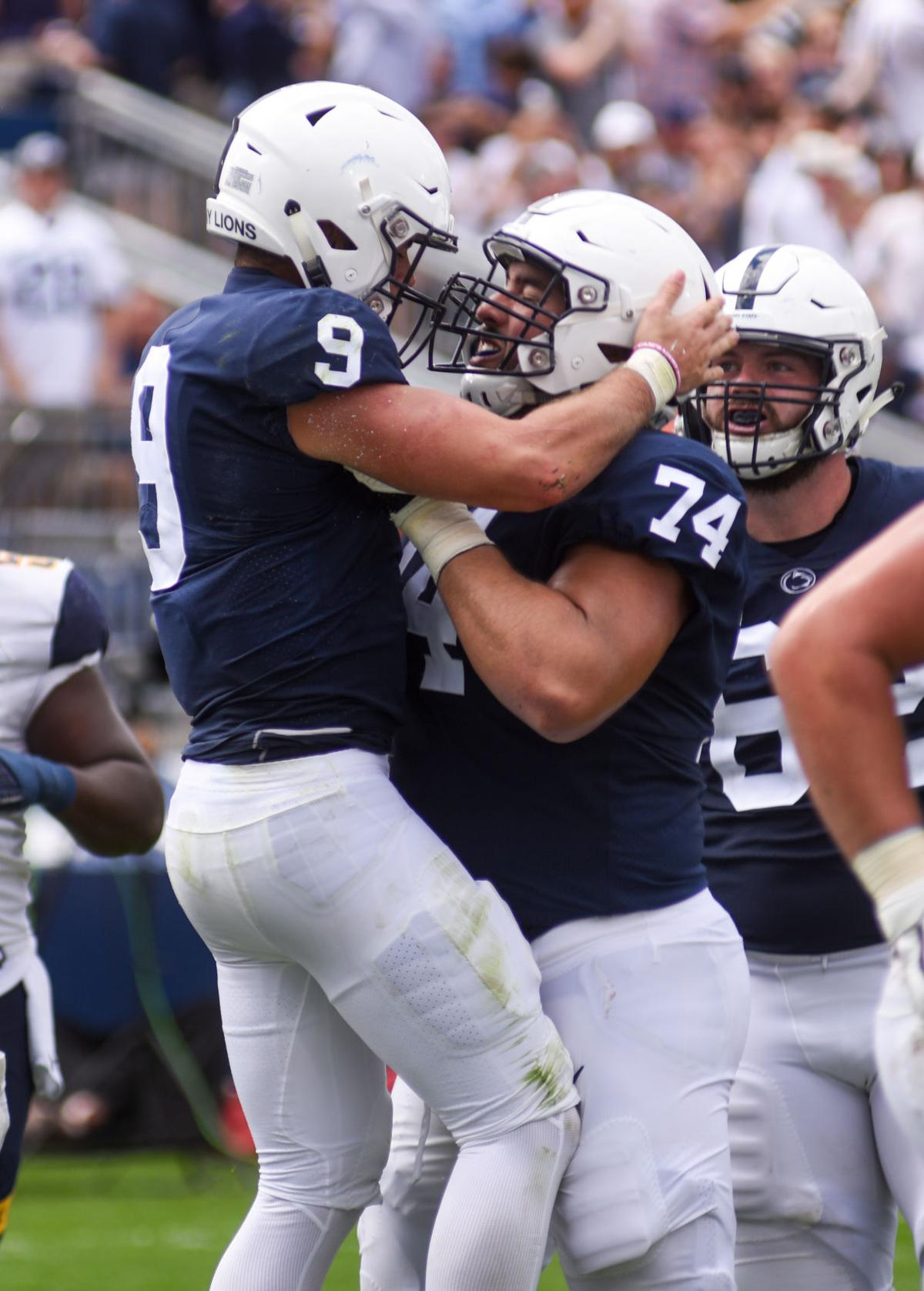 Penn State Football vs. Kent State, Trace McSorley (9)