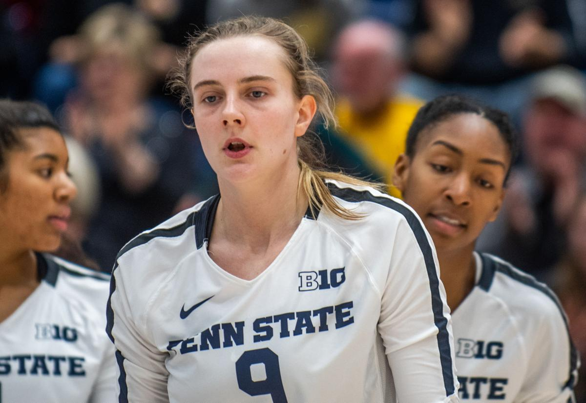 Look Ahead Series Penn State Women S Volleyball Will Rely On Young Talent Stepping Up In 2020 Penn State Volleyball News Daily Collegian Collegian Psu Edu