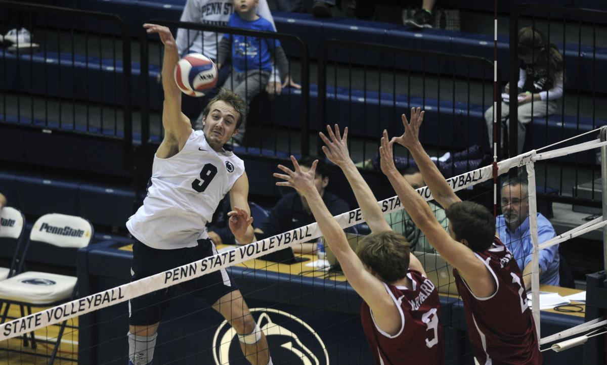 Penn State men's volleyball falls in last regular season ...