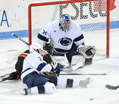 Does Penn State Finally Have Its Number One Goalie Penn State Ice