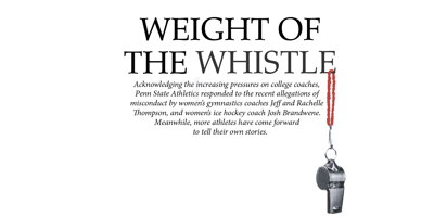 Wieght of the Whistle