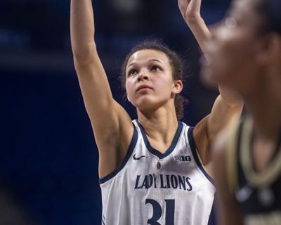 Women's Basketball v. Purdue, Jaida Travascio-Green (31)