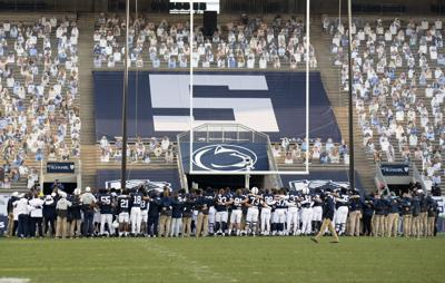 Penn State Football vs MSU, Alma Mater