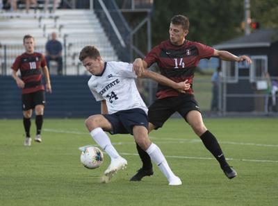 Penn State men's soccer draws against No  15 UCF on the road