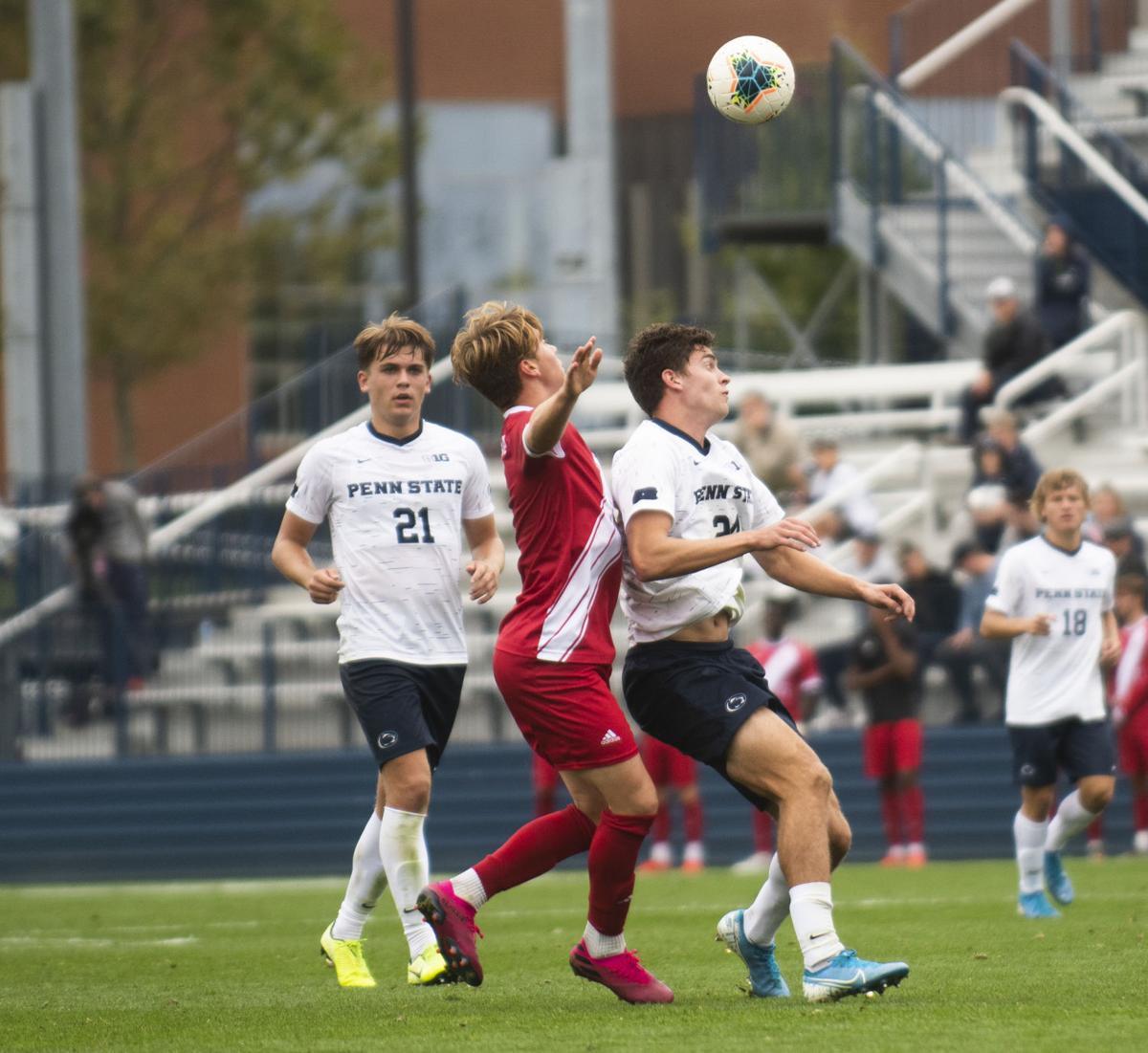 Men's Soccer v. Indiana, Sload (24) Header