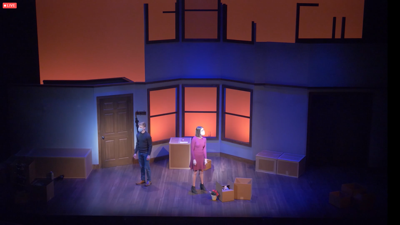 Center Stage Virtual presents 'The Last Five Years'