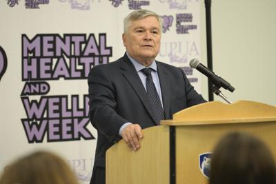 Mental Health and Wellness Week Barron