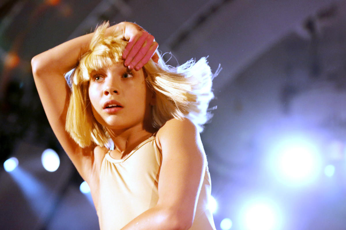 ziegler nude leotard Maddie Ziegler dancing during a performance by Sia