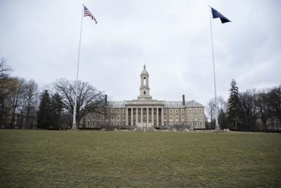 Best Places to Sit Around Campus, Old Main Lawn