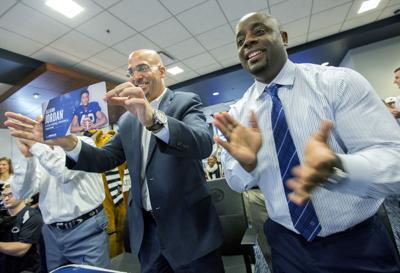 Football, National Signing Day, James Franklin, Sean Spencer, Ellison Jordan