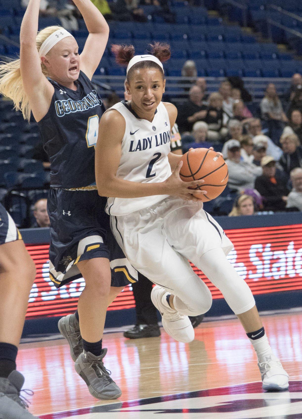 PHOTOS Penn State womenu0027s basketball is defeated
