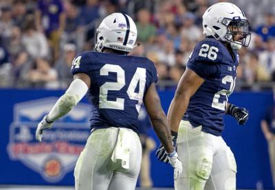 Saquon to Sanders  RB Miles Sanders ready to come out of shadow and ... be76ec9a1