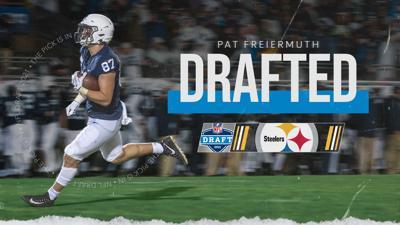 Pat Freiermuth draft