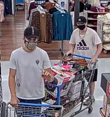 Alleged theft suspects