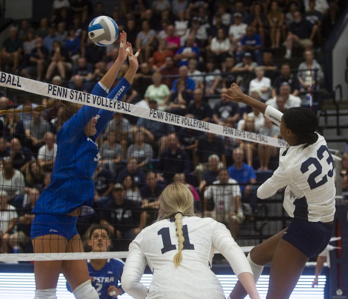 How Penn State Women S Volleyball Continues The Culture Penn State Volleyball News Daily Collegian Collegian Psu Edu