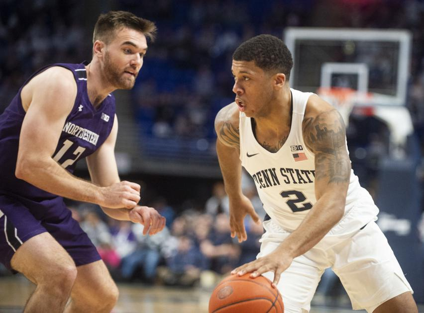 Penn State men's basketball's high volume three point shooting key in victory