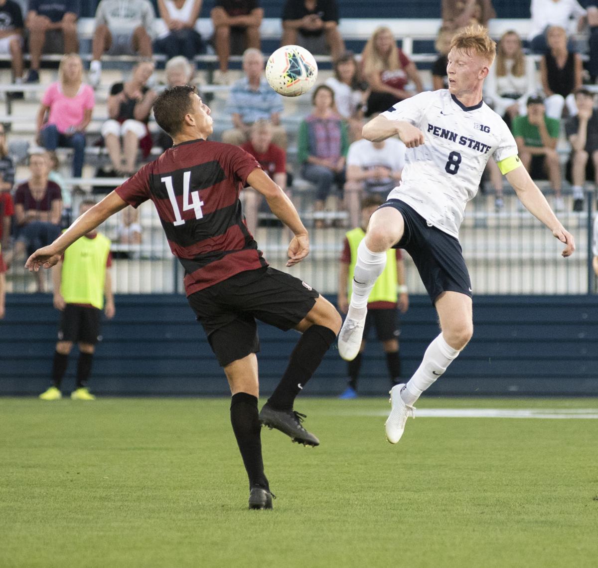 Men's soccer vs. Stanford, Molloy (8)