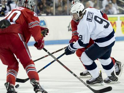 Where Does Penn State Men S Hockey Stand In The Big Ten Standings