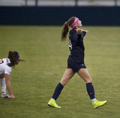 Penn State Women's Soccer vs. Minnesota, Schlegel (34)