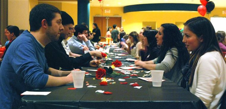 Penn State Hillel Speed Dating