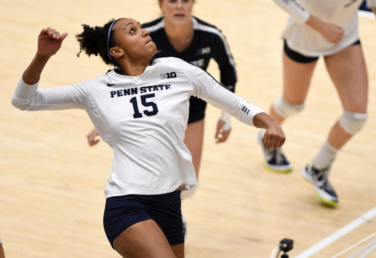 Four Former Penn State Women S Volleyball Players Named To Usa Volleyball S Preliminary Roster For The 2019 Nations League Penn State Volleyball News Daily Collegian Collegian Psu Edu