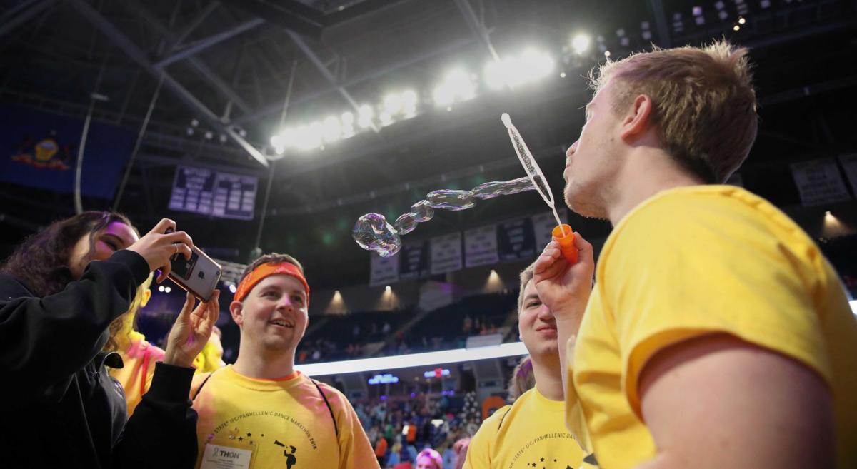 Penn State THON 2018 Bubbles