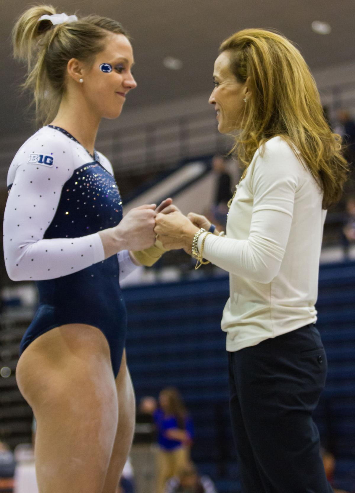Penn State women's gymnastics heads to Oklahoma for NCAA Regionals | More Division I Sports ...