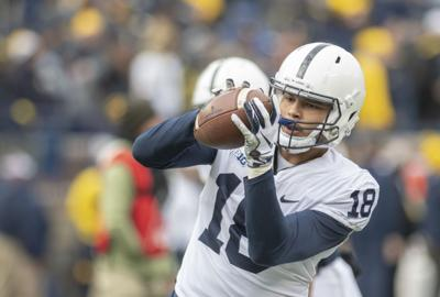 Former Penn State football player Jonathan Holland charged with DUI and possession of marijuana