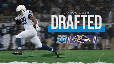 Jayson Oweh Draft
