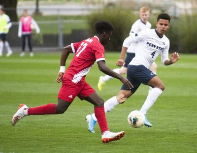 Why Penn State men's soccer's Jalen Watson and Adam Laundree work well together despite their differences