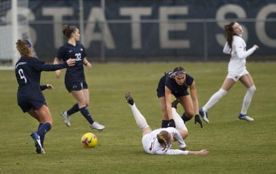 Penn State Women's Soccer vs. Minnesota, Wheeler (16)