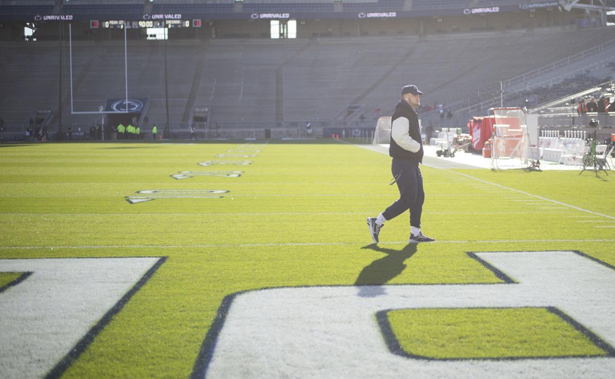 Penn State vs Indiana, Pat Freiermuth (87)