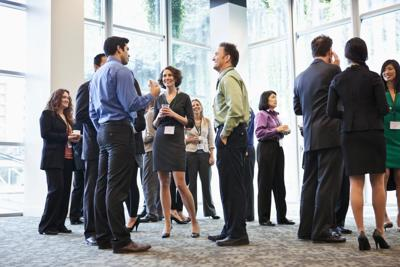 Higher education is the ultimate networking event