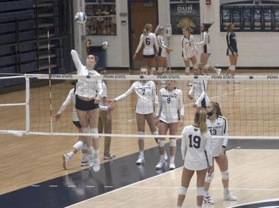 Penn State Women's Volleyball vs. Rutgers