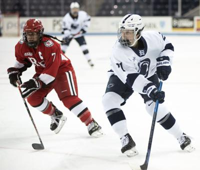 Penn State women's hockey completes sweep of home series against RPI