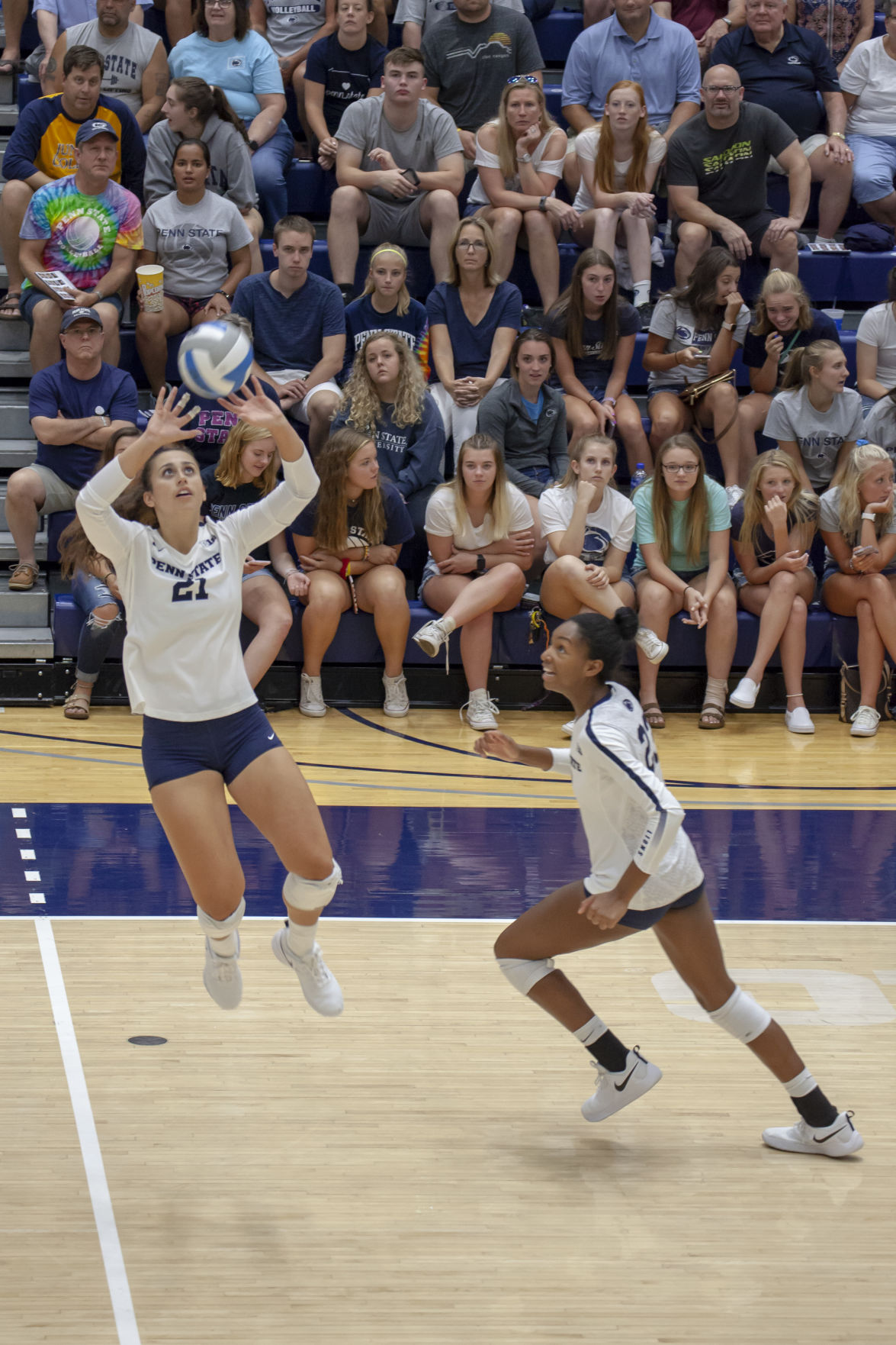 penn state women's volleyball should focus on the bright spots