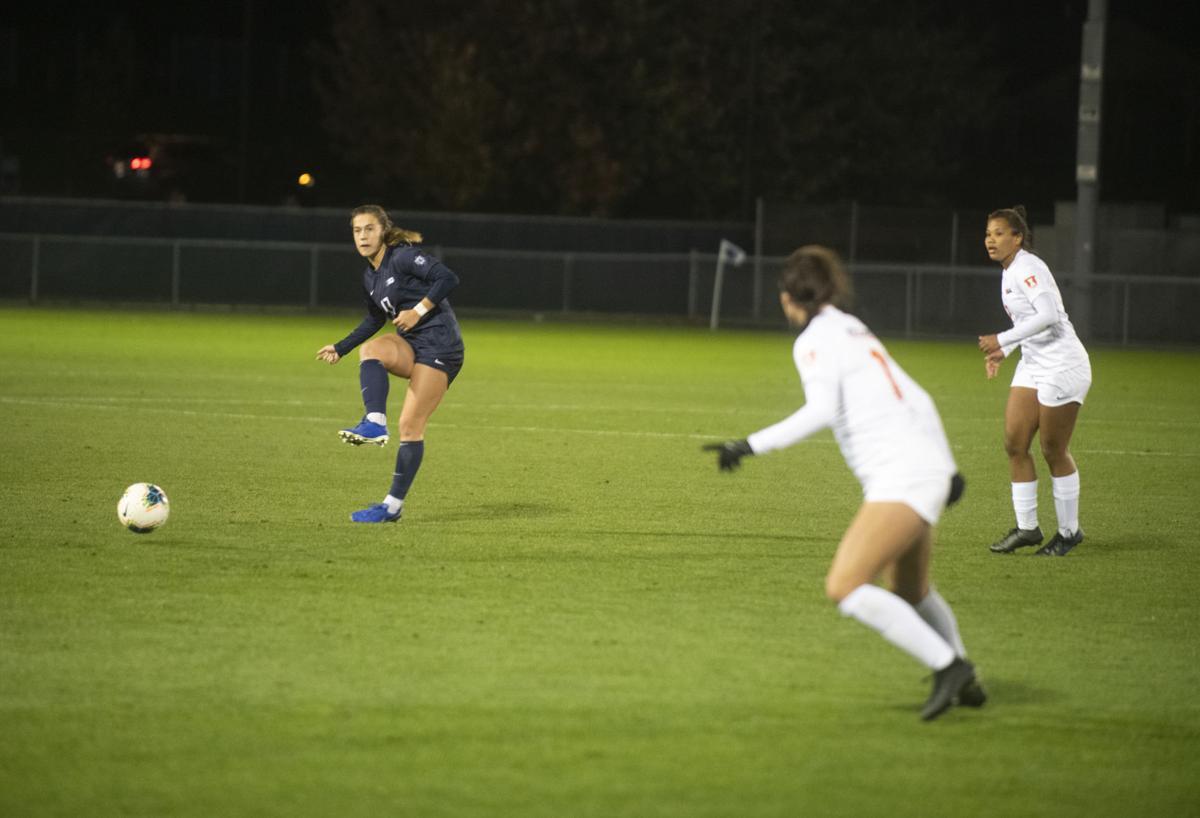 Women's Soccer vs Illinios, Coffey (17)