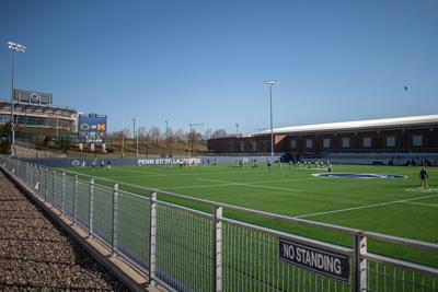 Penn State WLAX vs Michigan, Panzer Stadium