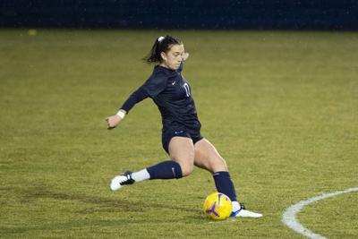 Penn State Women's Soccer vs. Minnesota, Coffey (17)