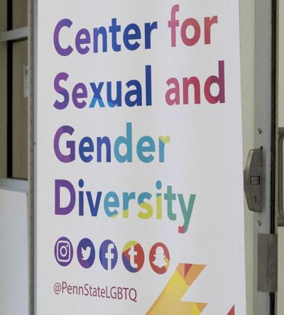 Relocation of Sexual and Gender Diversity Center, Sign