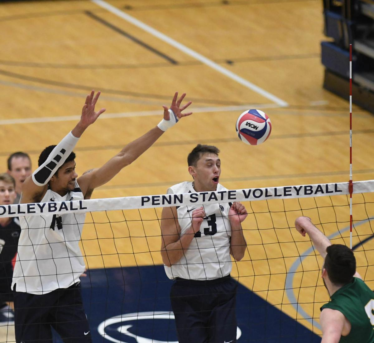 Penn State men's volleyball faces NJIT and Princeton ...