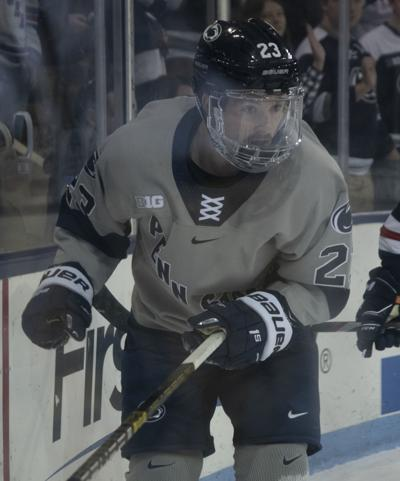 Penn State men's hockey's mustaches are flourishing for Movember competition and a cause