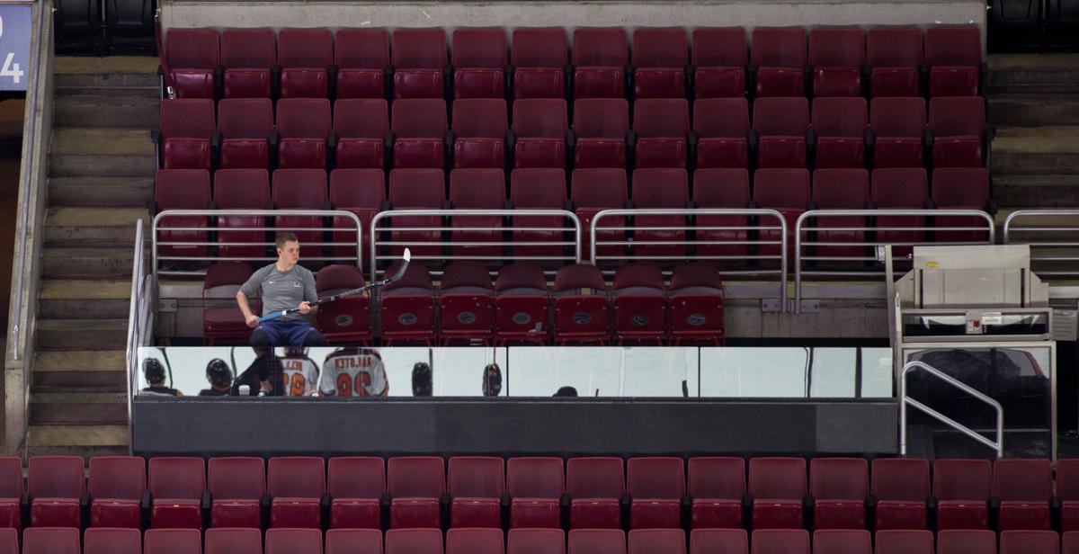 Men's Hockey Pedrie (24) Princeton