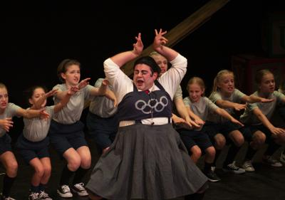 "FUSE Productions Presents ""Matilda the Musical"""