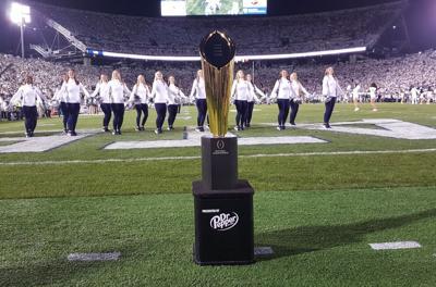 CFP trophy courtesy