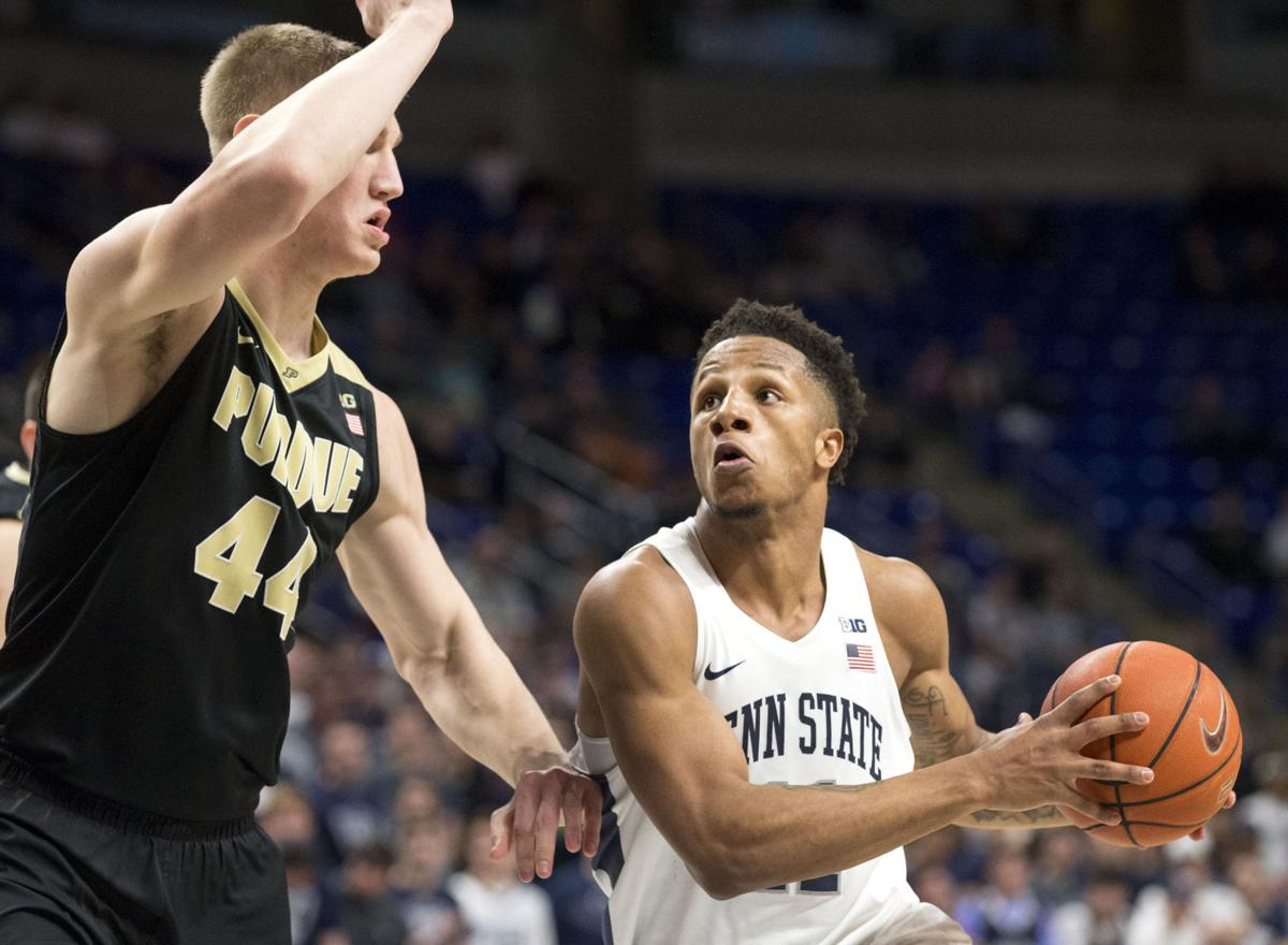 selection sunday: 4 games that kept penn state men's basketball out